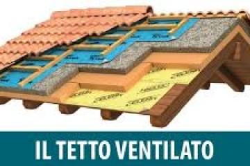tetto ventilato renova
